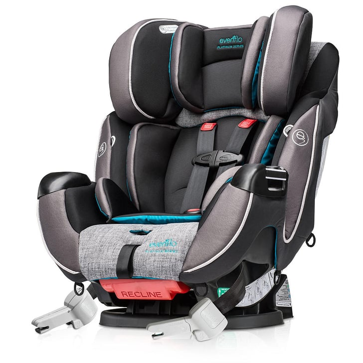 evenflo platinum symphony dlx all in one car seat must have april finds for babies and kids. Black Bedroom Furniture Sets. Home Design Ideas