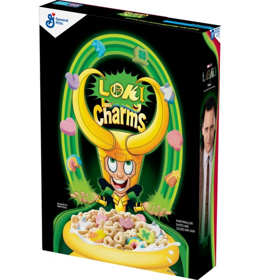 Lucky Charms Is Dropping a Loki Limited-Edition Cereal