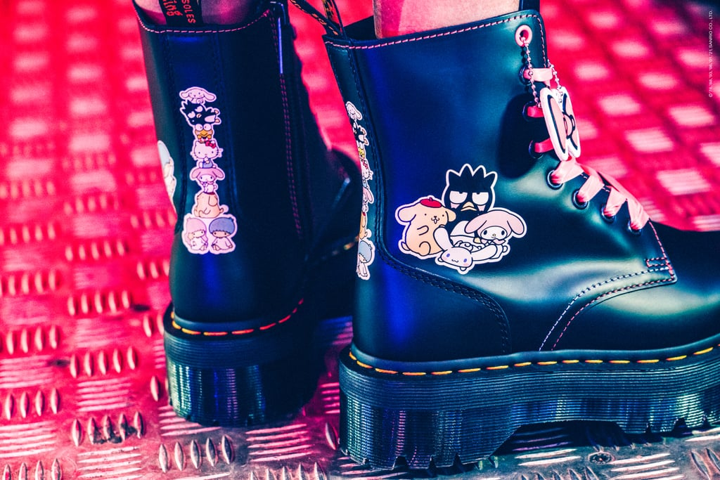 See Dr. Martens's New Hello Kitty and Friends Collection