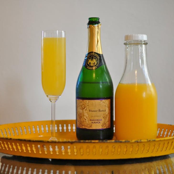 Mimosa Drink: POPSUGAR Food