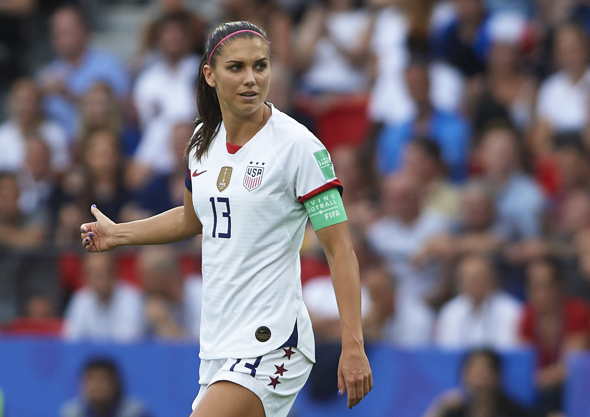 6c7ca7af1 We're two games away from the FIFA Women's World Cup Final, and every eye,  ear, iPhone camera, and Twitter account are turned toward the US Women's  National ...