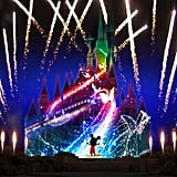 """Ignite the Dream"" Nighttime Spectacular Rendering"