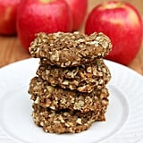 Apple Flax Oatmeal Cookies