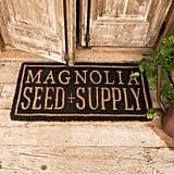 Seed + Supply Door Mat