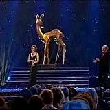 Sandra Bullock: German