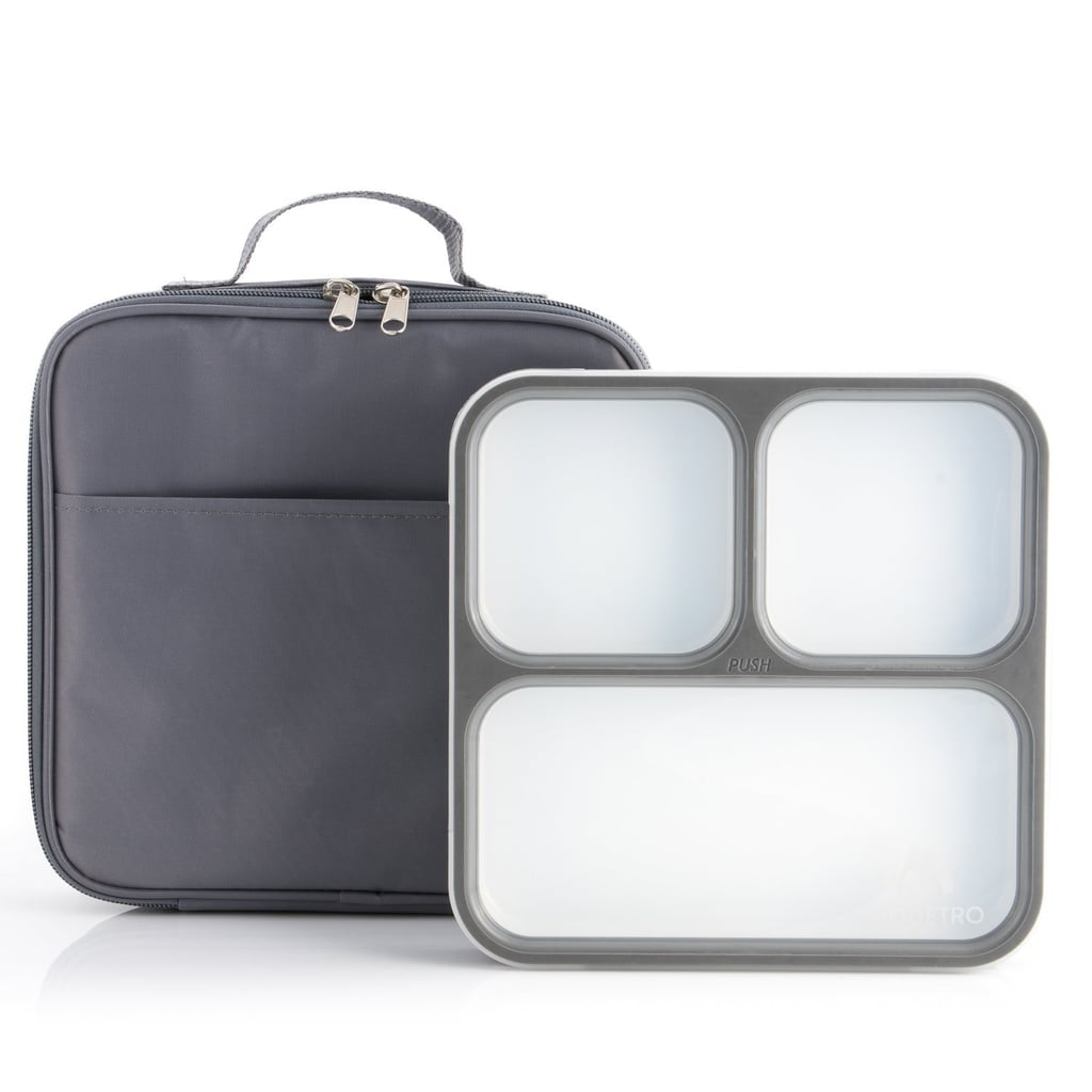 Modetro Ultra Slim Leak Proof Bento Lunchbox