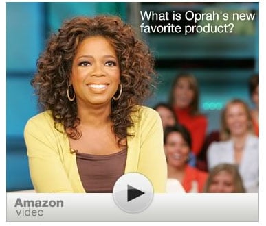 Daily Tech: Oprah to Declare the Kindle Her New Favorite Gadget