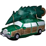 You can score this incredible Inflatable Christmas Vacation Station Wagon ($119) at The Home Depot.