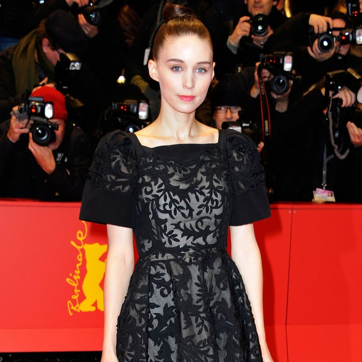 Follow Rooney Mara on Her Fashionable Side Effects Promo Tour