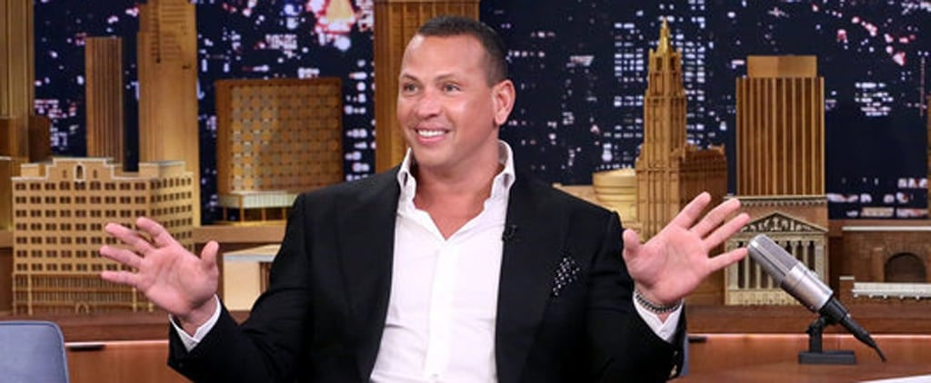 "Alex Rodriguez Admits He Gets Mistaken For Jennifer Lopez's Bodyguard ""All the Time"""