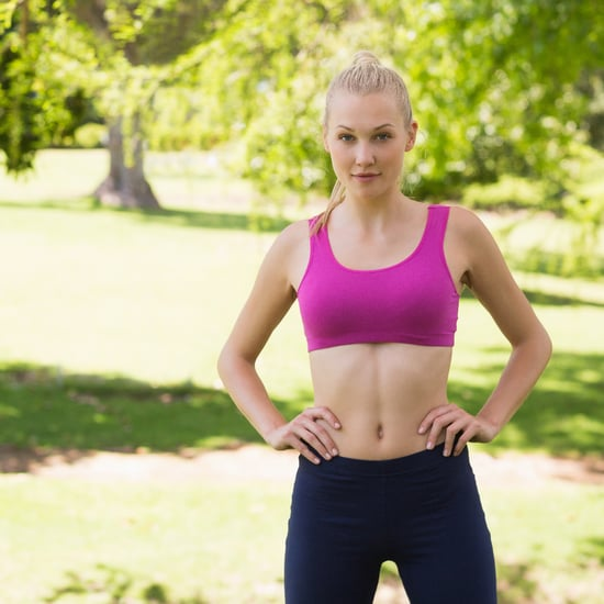 Do You Work Out in Only a Sports Bra?