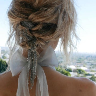 Chain Braid | Adir Aberge and Lelet NY Collaboration
