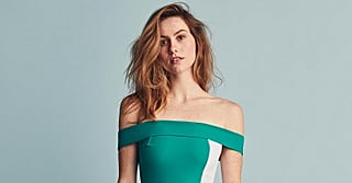 With Just 1 Look, You'll Fall in Love With These 15 Off-the-Shoulder Swimsuits