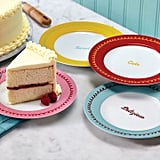 Dessert Plate Set