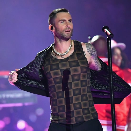 Reactions to Adam Levine's Outfit at the 2019 Super Bowl