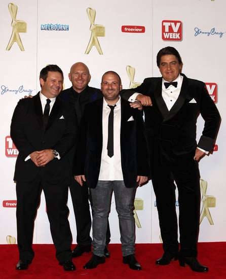 Photos of the Cast From MasterChef, Packed to the Rafters and The Circle at the 2011 Logies