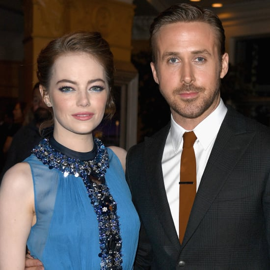 Ryan Gosling and Emma Stone at La La Land Premiere 2016
