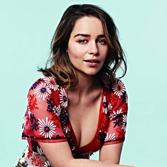 Emilia Clarke Talks Game of Thrones in Glamour Magazine 2016