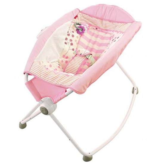 Fisher-Price Rock 'n Play Infant Death Warning