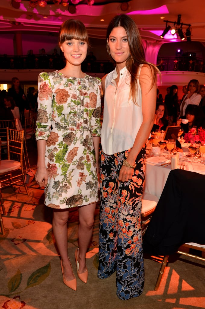 Bella Heathcote and Jennifer Carpenter