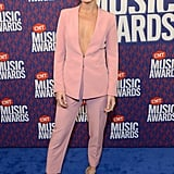 Ingrid Andress at the 2019 CMT Awards
