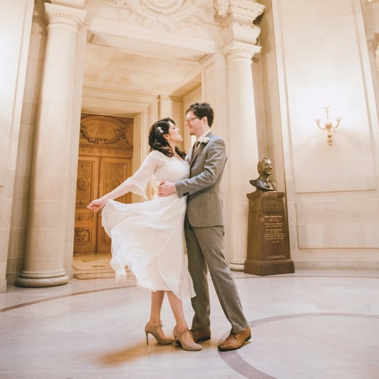 Vintage City Hall Elopement