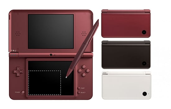 The New Nintendo DSi LL
