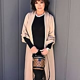 Kris Jenner With a Bob and Bangs in February 2019