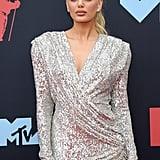 Bregje Heinen at the 2019 MTV VMAs