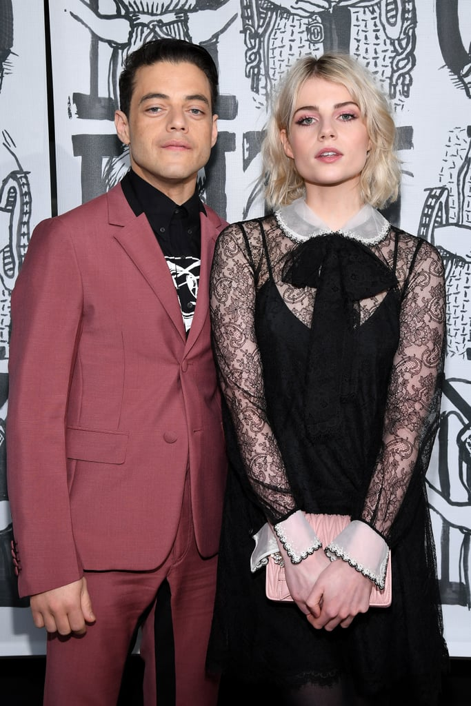 Rami Malek Quotes About Lucy Boynton GQ September 2019 Issue
