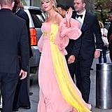 Taylor Swift's Dress At Time 100 Gala