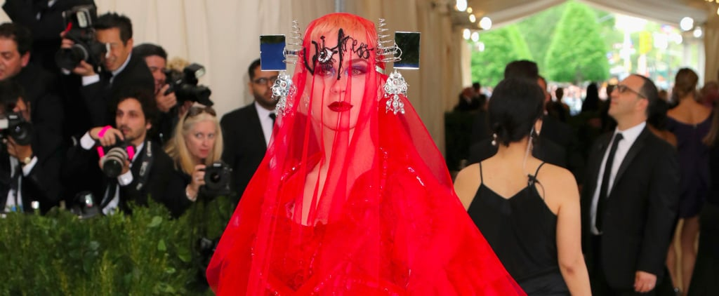 Katy Perry Went to the Met Gala Looking Like Melisandre From Game of Thrones