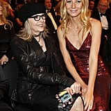 Gwyneth Paltrow and Diane Keaton were smiley at the Golden Camera awards.
