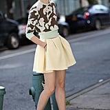 New York Fashion Week Spring 2013