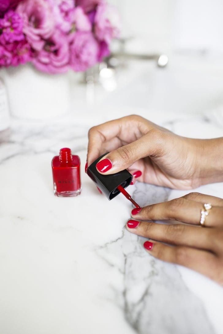 How To Get Nail Polish Off Clothes Popsugar Beauty Australia