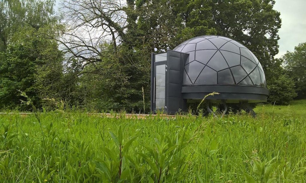 What's Even Cuter Than a Tiny House? A Tiny Dome, That's What