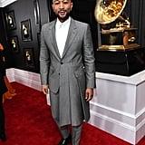 John Legend at the 2020 Grammys