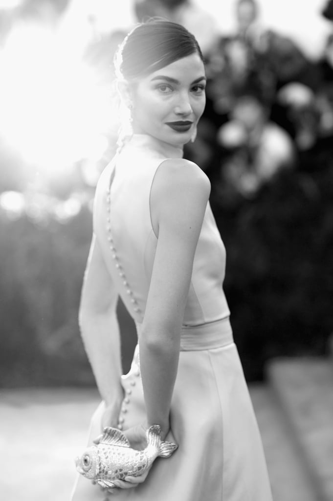 Best black and white pictures from the 2015 met gala popsugar celebrity australia