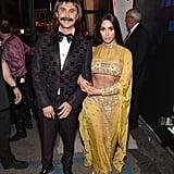Kim Kardashian Cher Halloween Costume 2017