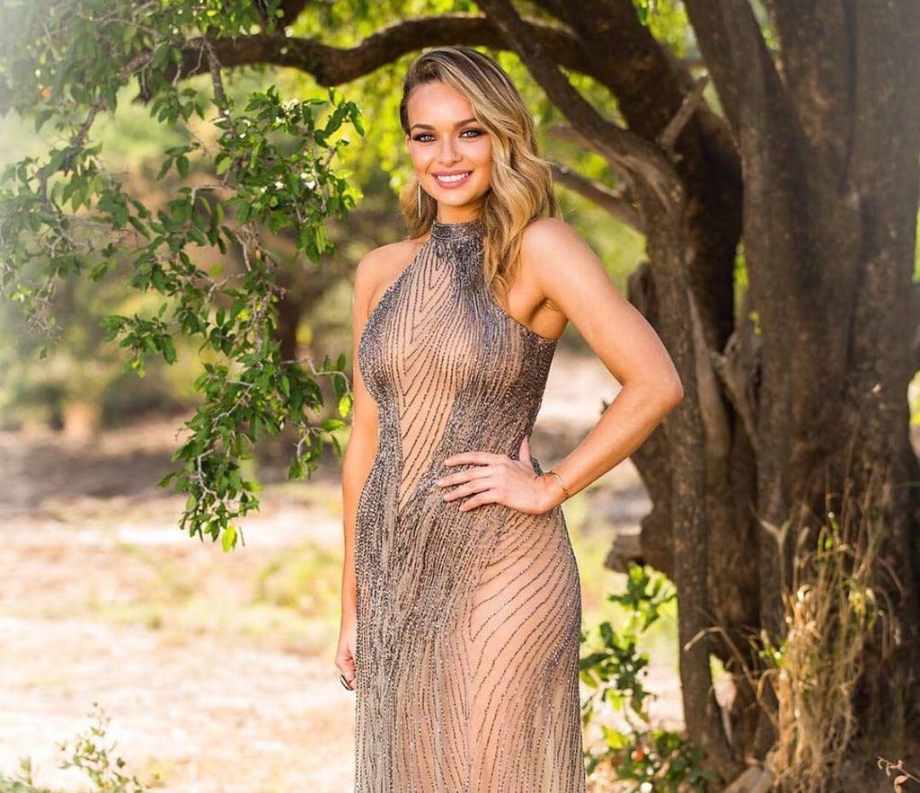 Abbie Chatfield The Bachelor Finale Dresss