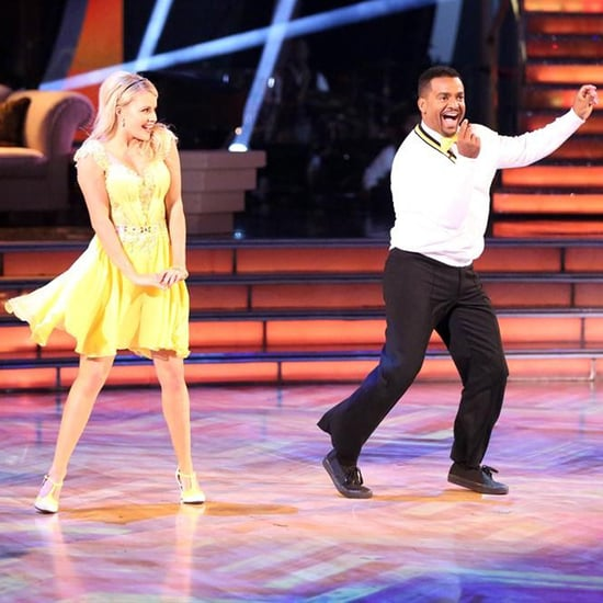 Fresh Prince of Bel-Air Alfonso Ribeiro Doing Carlton DWTS