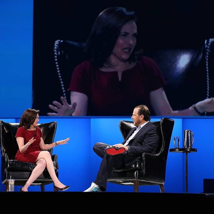 Sheryl Sandberg Quote on Women and Mentoring   POPSUGAR Career and Finance