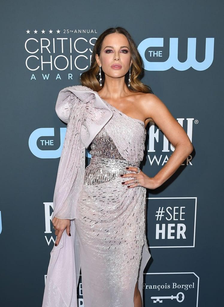 Kate Beckinsale at the 2020 Critics' Choice Awards