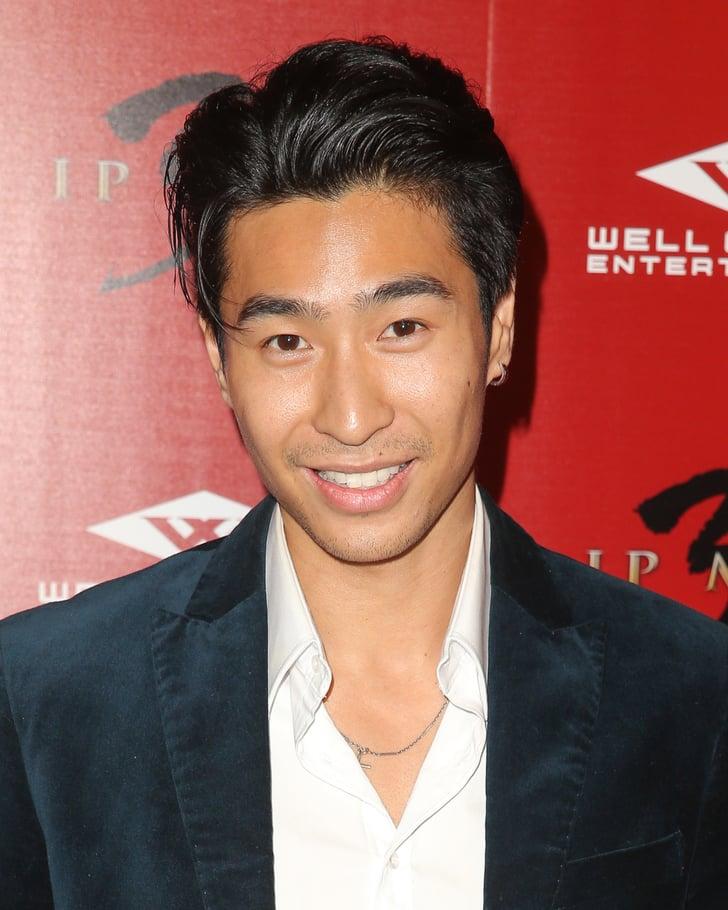 Chris Pang: Crazy Rich Asians Movie Cast