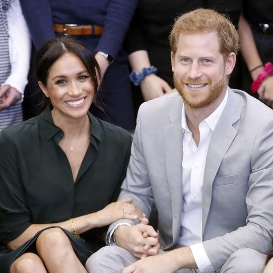 Prince Harry and Meghan Markle Australian Tour Details 2018