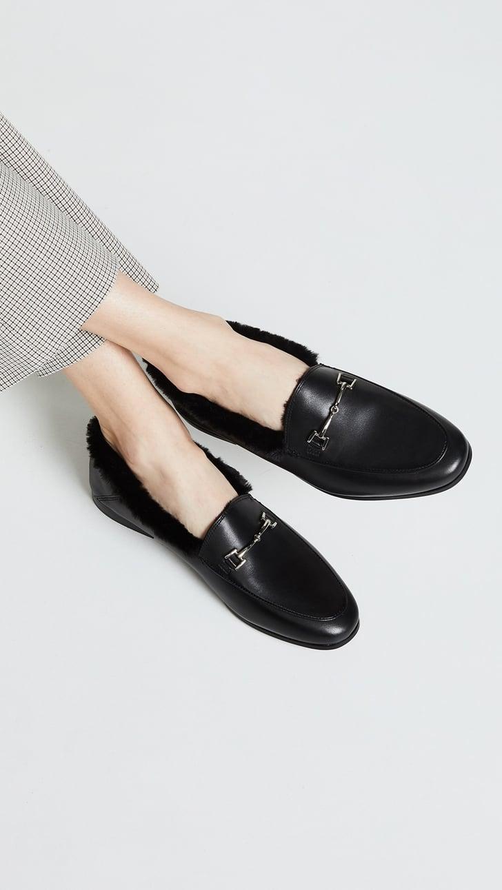 Best Fur-Lined Shoes | POPSUGAR Fashion