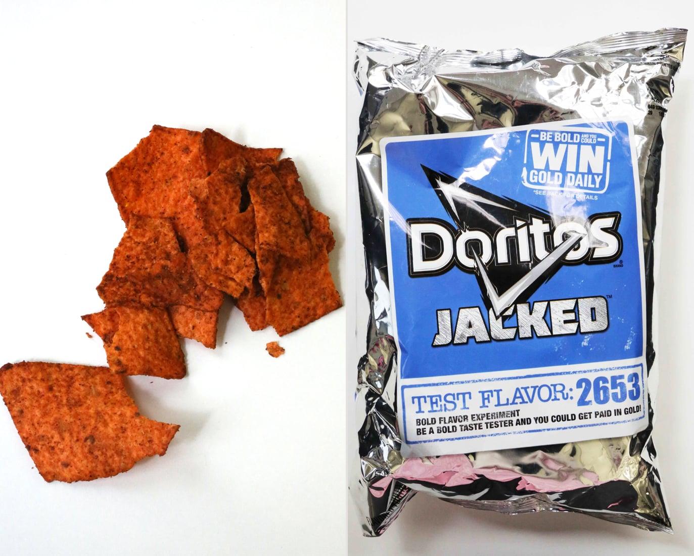 Doritos Jacked: Test Flavor 2653
