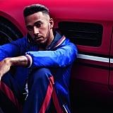 Lewis Hamilton Is Tommy Hilfiger's Newest Brand Ambassador