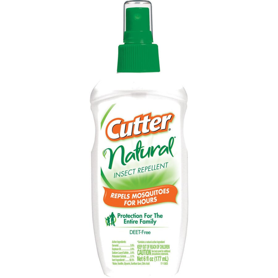 Cutter Natural Insect Repellent