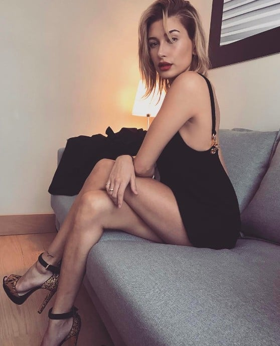 Celebrity Fashion and Beauty Instagram Pictures January 2017